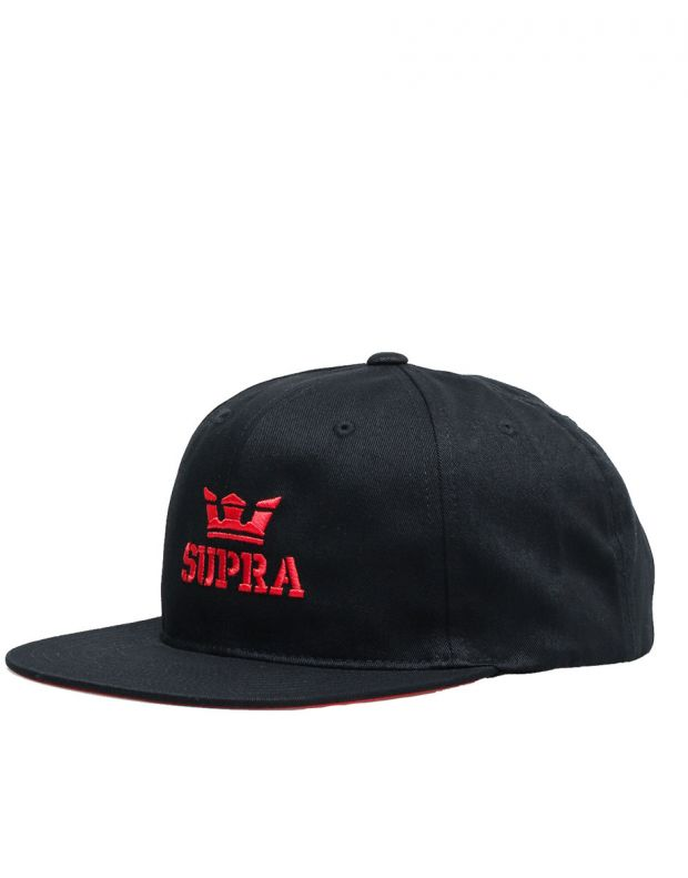 SUPRA Above Decon ZD Hat Black - C3091-008 - 1