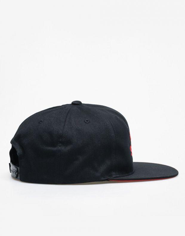 SUPRA Above Decon ZD Hat Black - C3091-008 - 2