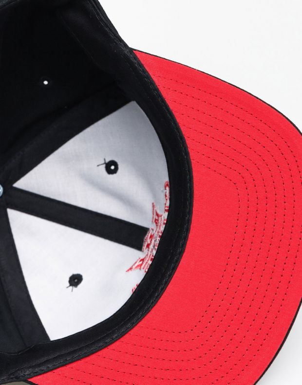 SUPRA Above Decon ZD Hat Black - C3091-008 - 4