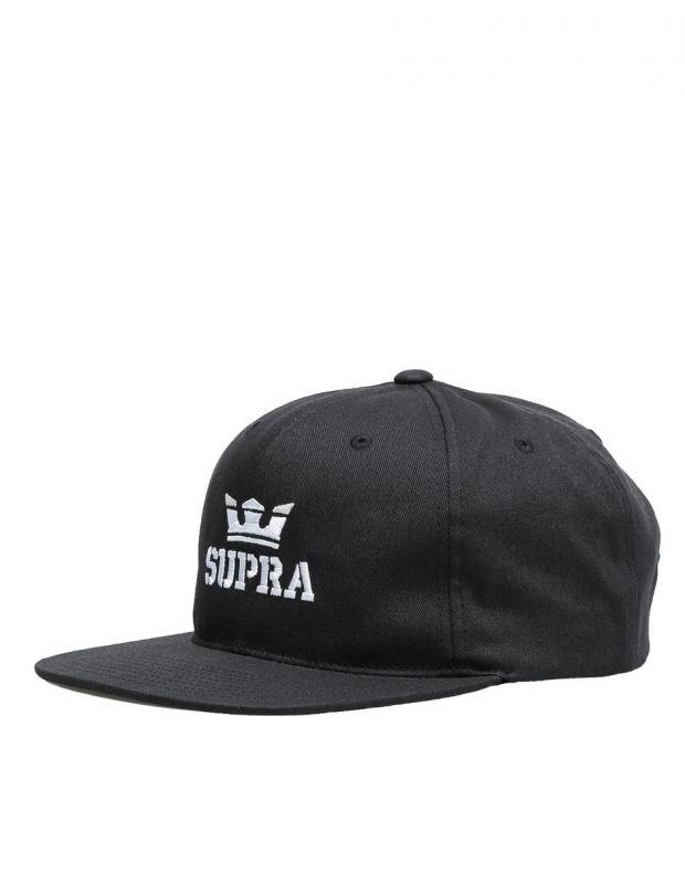 SUPRA Above Decon ZD Hat Black/White - C3091-400 - 1