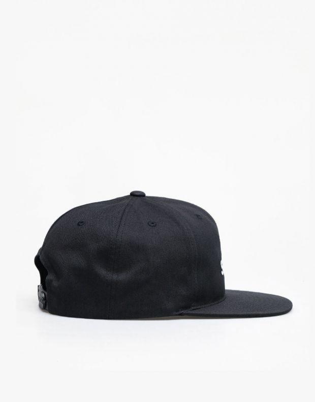 SUPRA Above Decon ZD Hat Black/White - C3091-400 - 2
