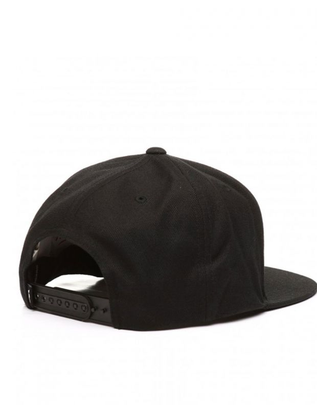 SUPRA Above II Snapback Hat Black/Electric - C3072-056 - 2