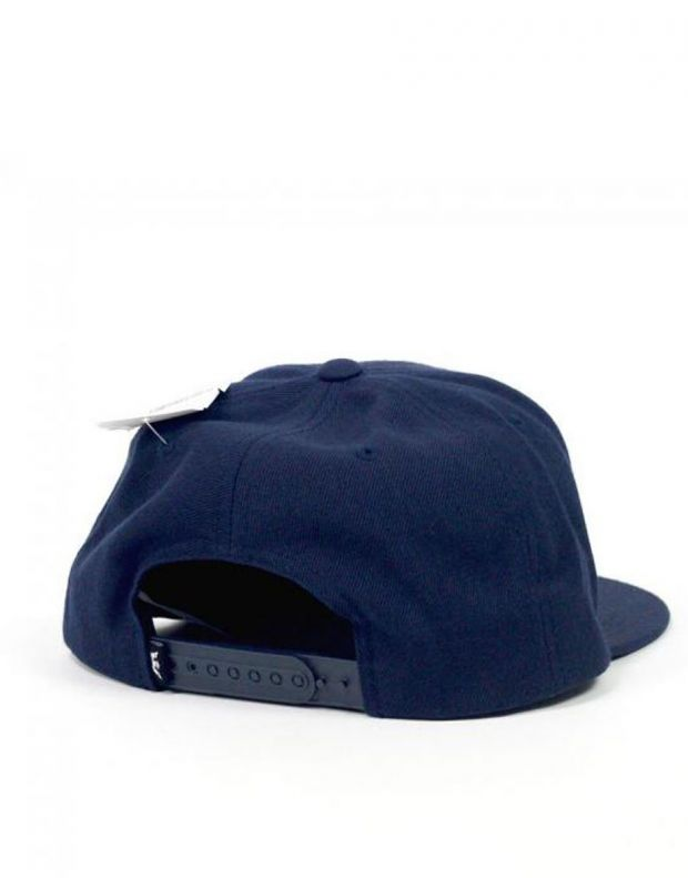 SUPRA Above II Snapback Hat Navy/Royal - C3072-420 - 3