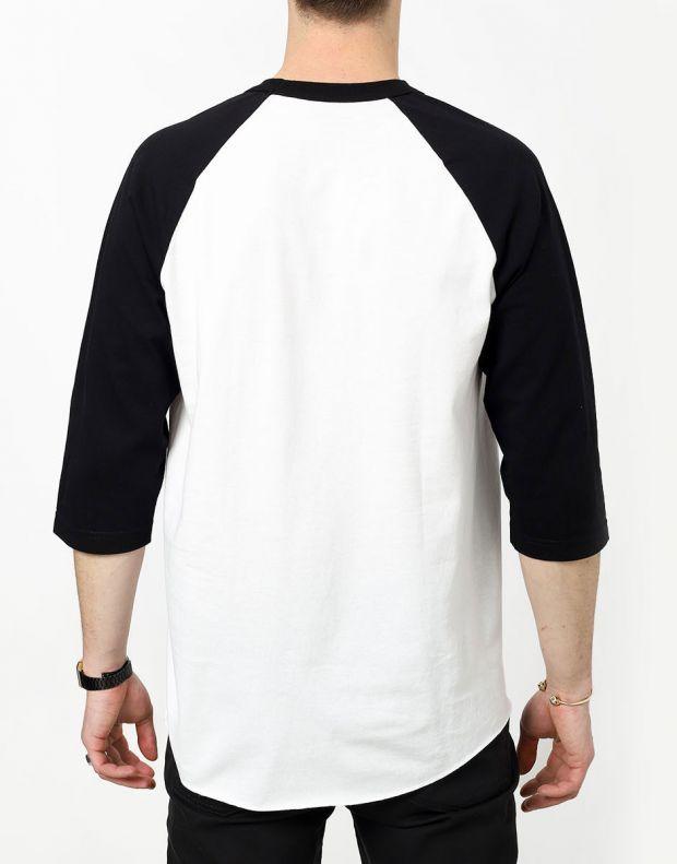 SUPRA Champ 3/4 Sleeve Blouse White - 102101-117 - 2