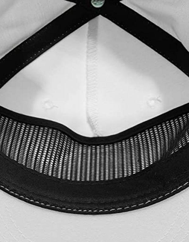 SUPRA Crown Jewel Patch Slider Hat White - C3061-102 - 3
