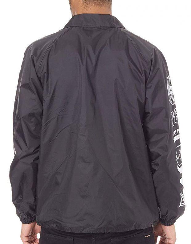 SUPRA Nexus Coach Jacket Black - 102193-008 - 2