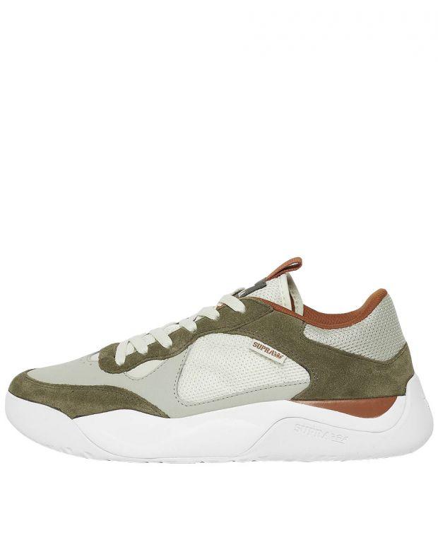 SUPRA Pecos Sneakers Green - 06375-373-M - 1