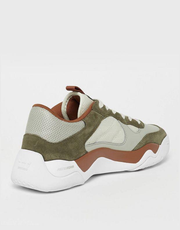 SUPRA Pecos Sneakers Green - 06375-373-M - 3