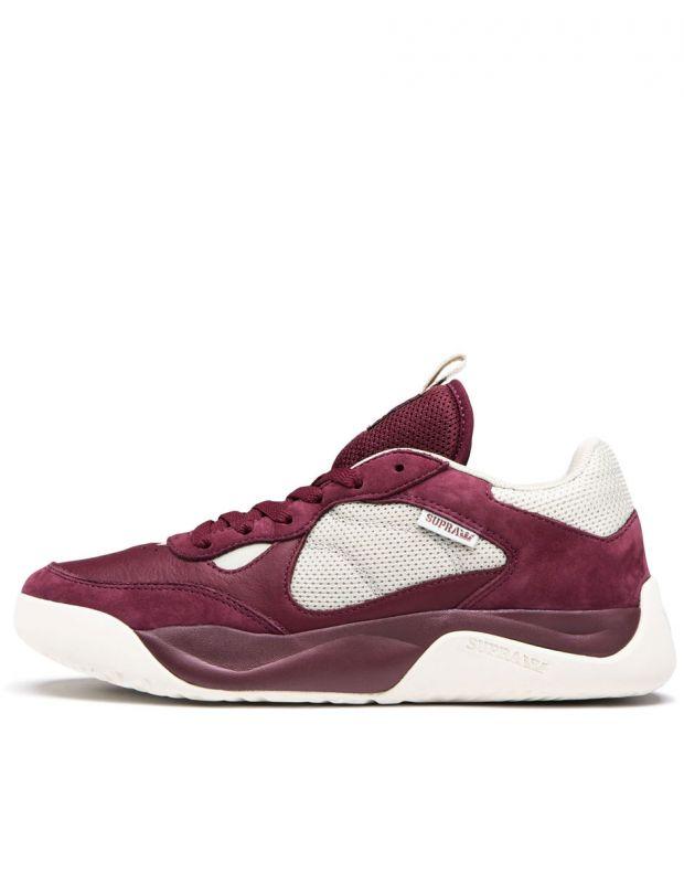 SUPRA Pecos Sneakers Red - 06375-693-M - 1