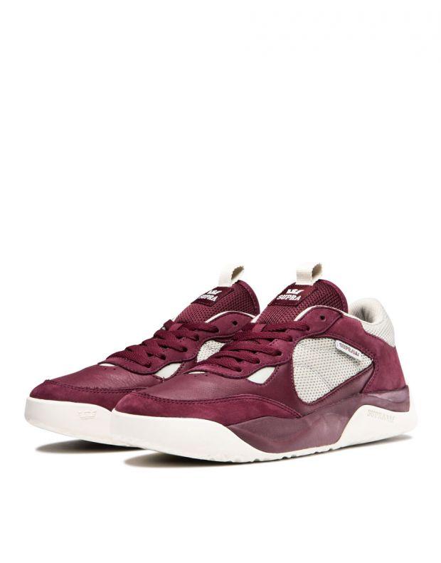 SUPRA Pecos Sneakers Red - 06375-693-M - 2