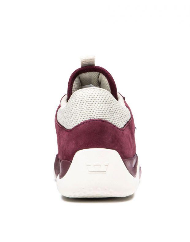 SUPRA Pecos Sneakers Red - 06375-693-M - 4