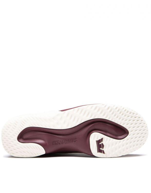 SUPRA Pecos Sneakers Red - 06375-693-M - 5
