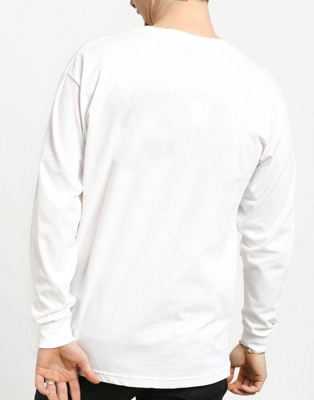 SUPRA Skate International Blouse White - 102235-100 - 2