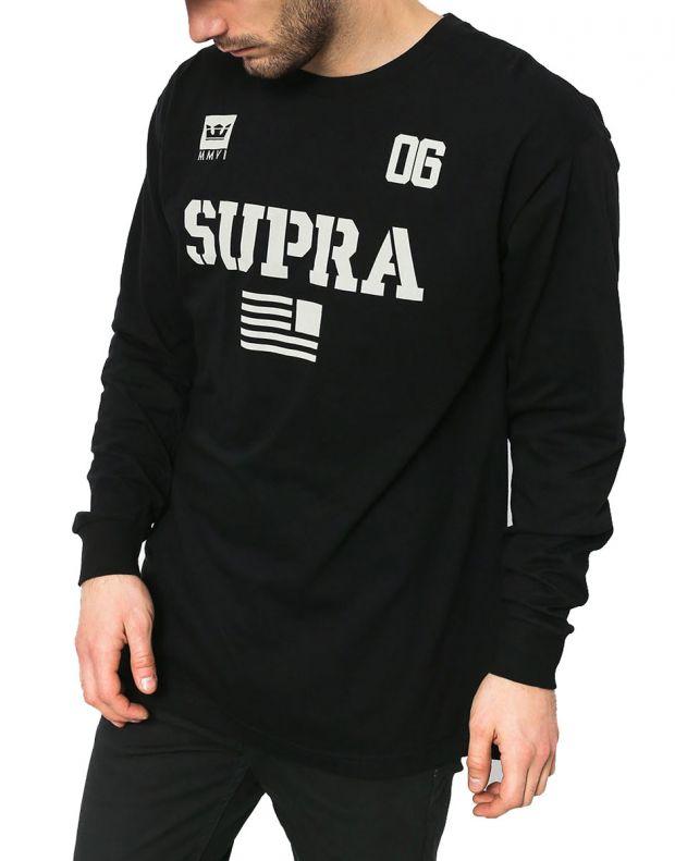 SUPRA Team USA Longsleeve Blouse Black - 102099-039 - 1