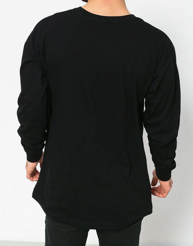 SUPRA Team USA Longsleeve Blouse Black - 102099-039 - 2