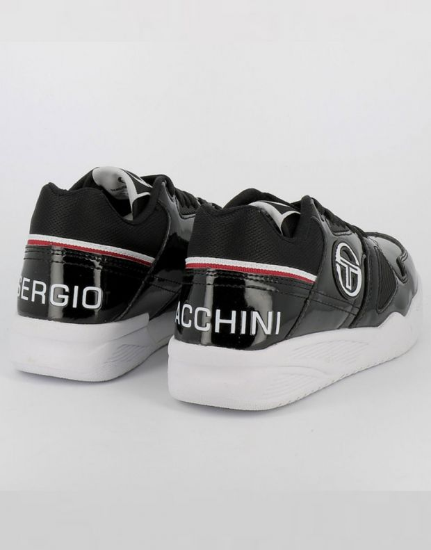 SERGIO TACCHINI Top Play Wmn Cls Shinny Black  - 912016-01 - 3