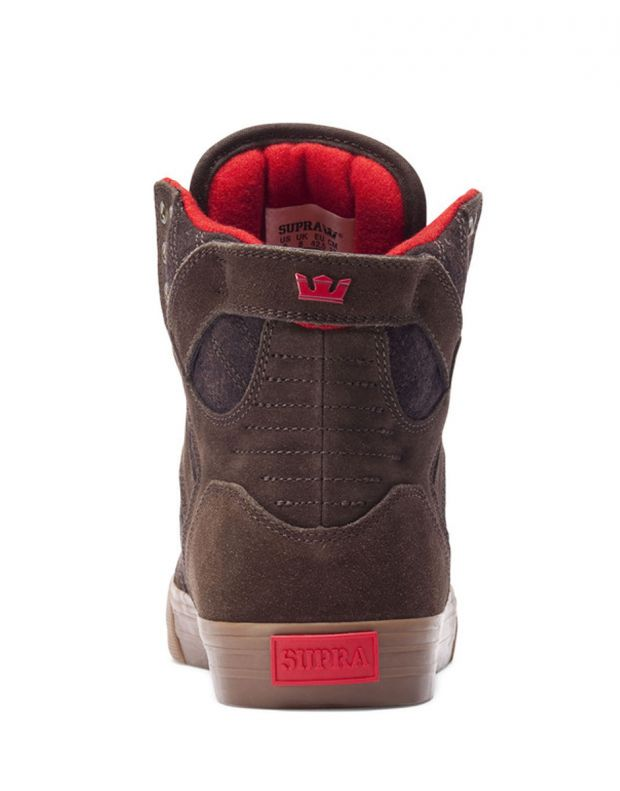 SUPRA Skytop Brown W - 2