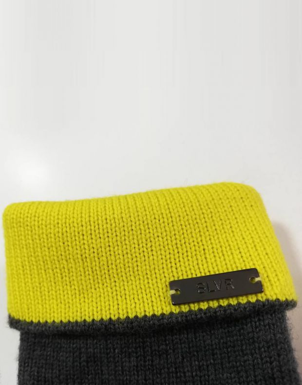ADIDAS M Knit Gloves - D80284 - 2