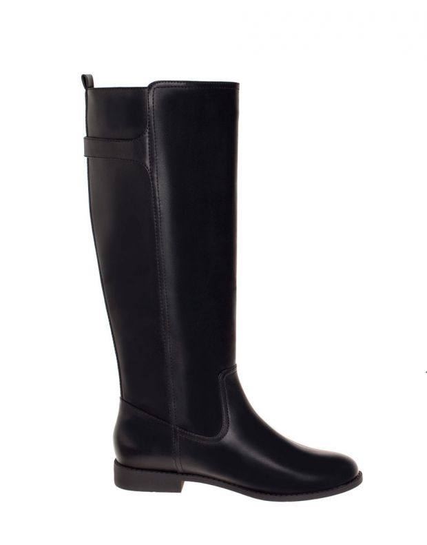 STRADIVARIUS High Boots Black - 2