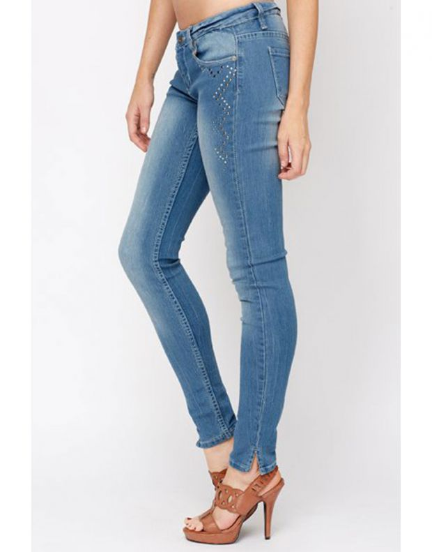 FRESH MADE Studded Jeans - 3