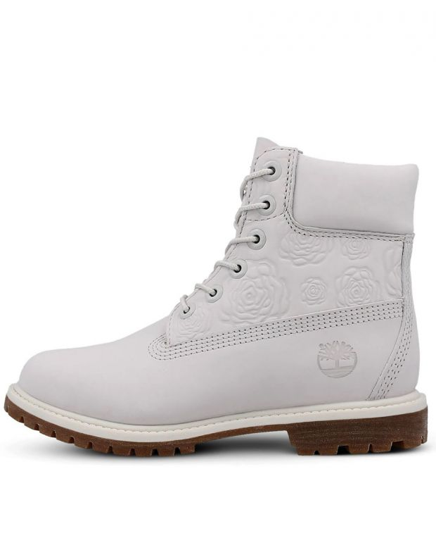 TIMBERLAND 6-Inch Premium Waterproof Boots Floral - 1