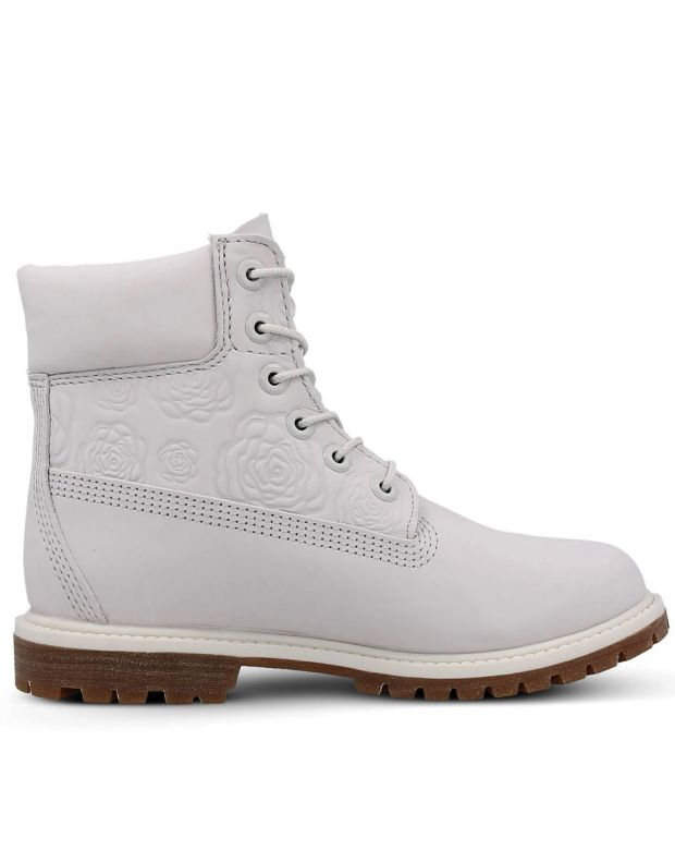 TIMBERLAND 6-Inch Premium Waterproof Boots Floral - 2