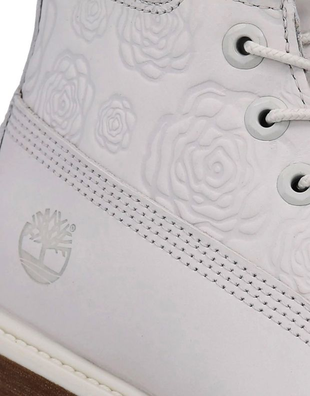 TIMBERLAND 6-Inch Premium Waterproof Boots Floral - 4