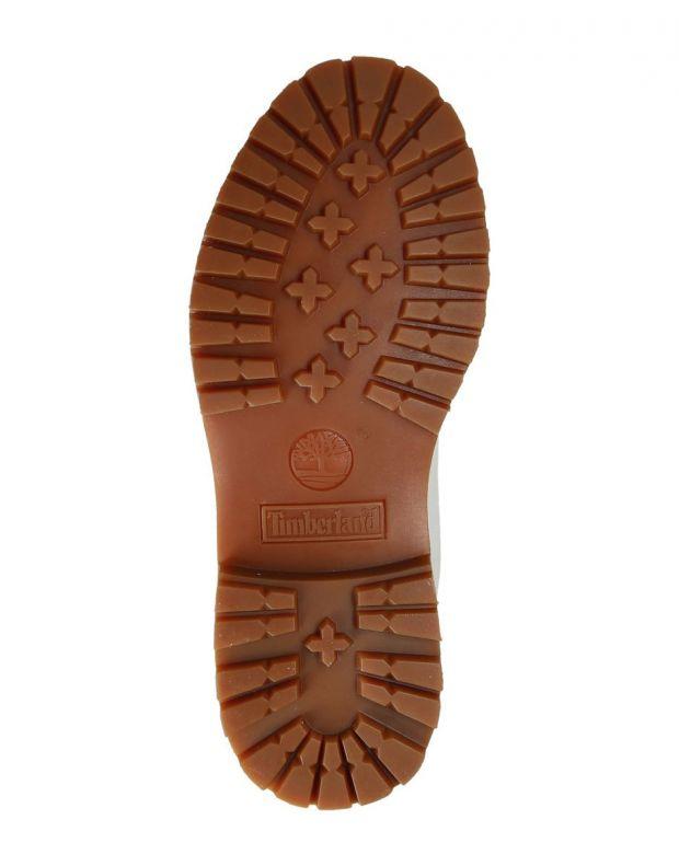 TIMBERLAND 6-Inch Premium Waterproof Boot Mint Logo - A1QOG - 4