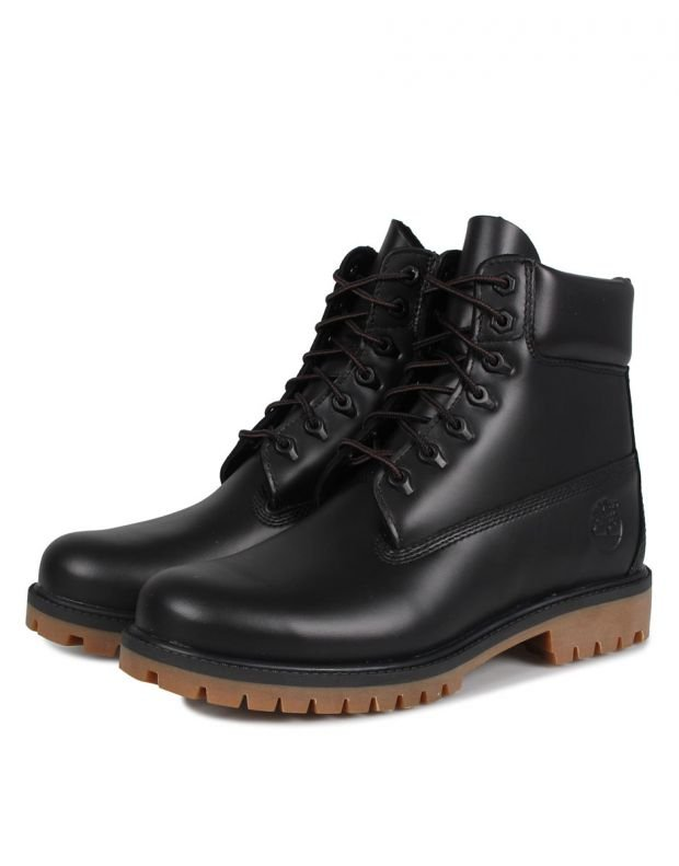 TIMBERLAND 6-Inch Premium Boots Black - A22WK - 3