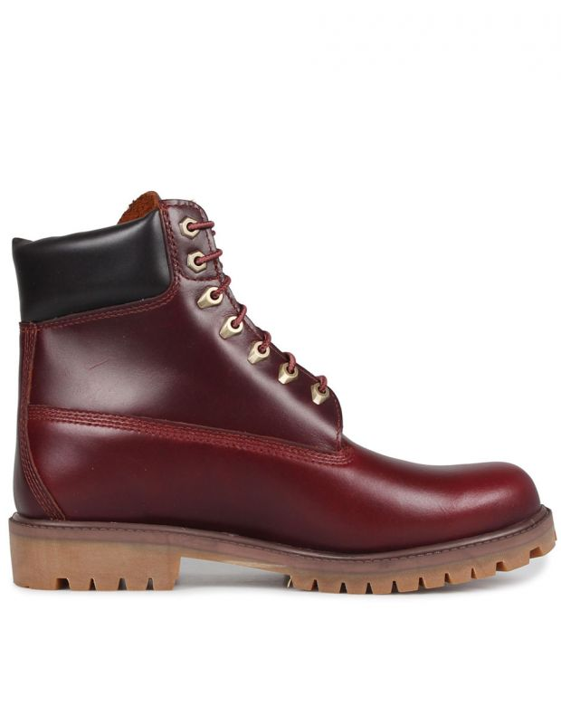 TIMBERLAND 6-Inch Premium Boots Red - A22W9 - 2