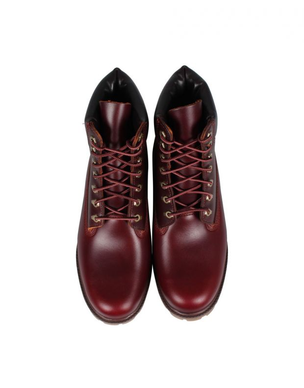 TIMBERLAND 6-Inch Premium Boots Red - A22W9 - 5