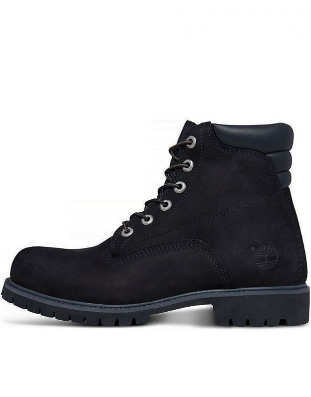 TIMBERLAND Alburn 6-inch Waterproof Boots All Black - 6939R - 1
