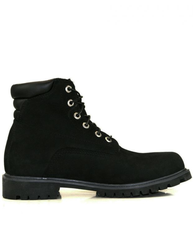 TIMBERLAND Alburn 6-inch Waterproof Boots All Black - 6939R - 2
