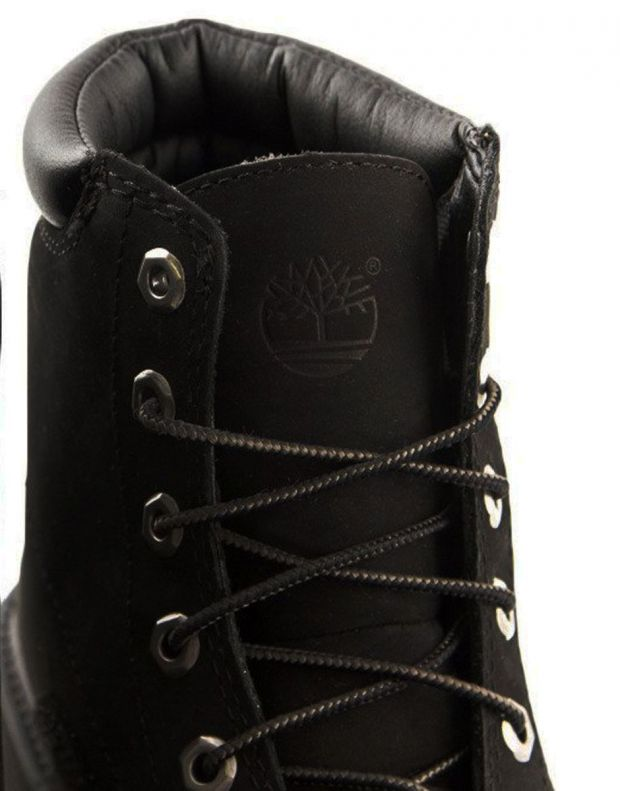 TIMBERLAND Alburn 6-inch Waterproof Boots All Black - 6939R - 5