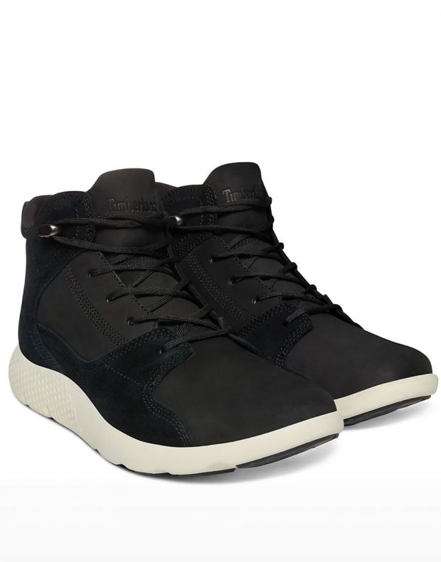 TIMBERLAND FlyRoam Leather Hiker Black - A1SBN001 - 2