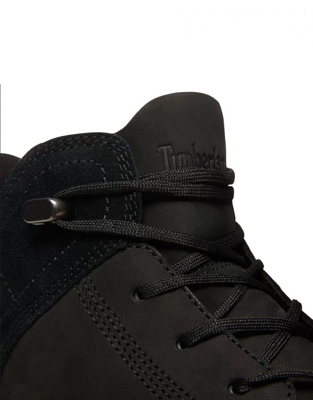 TIMBERLAND FlyRoam Leather Hiker Black - A1SBN001 - 6