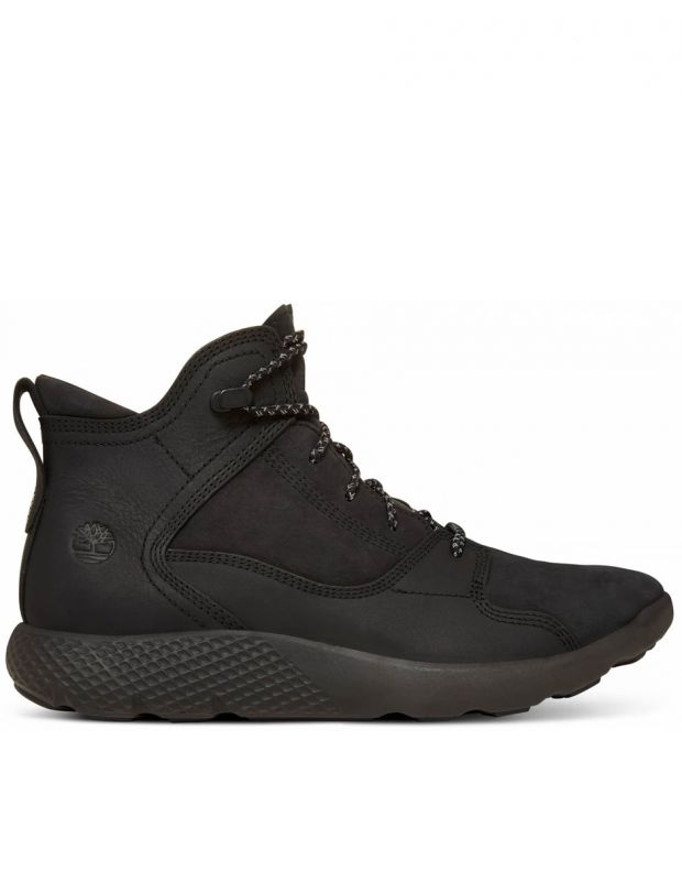 TIMBERLAND Flyroam Leather Hike All Black K - 2