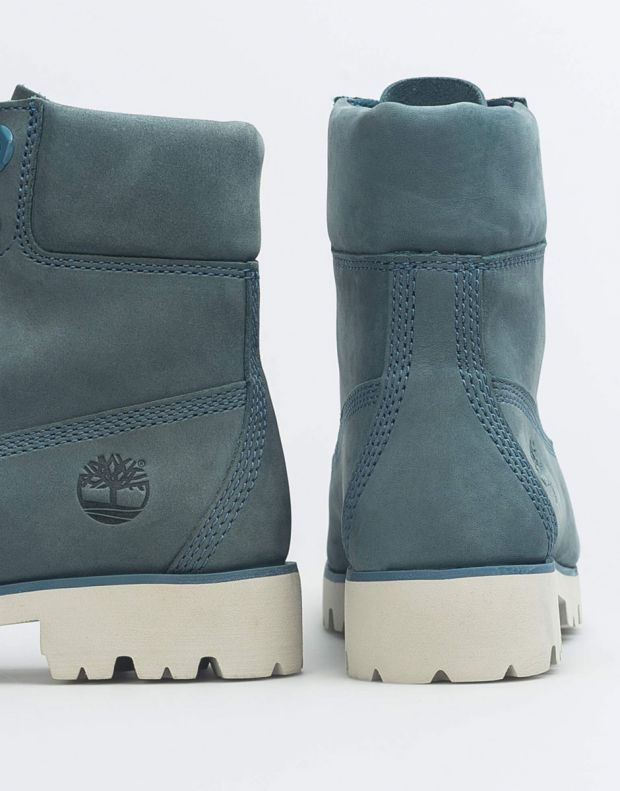 TIMBERLAND Heritage 6-Inch Boot Blue - A1SI3 - 4