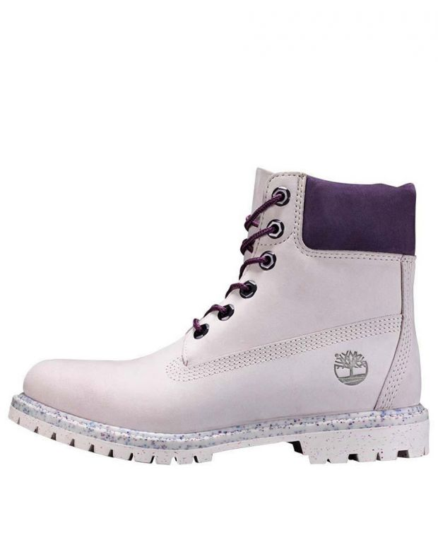 TIMBERLAND 6-Inch Premium Waterproof Boot Ice Cream - A1VZU - 1