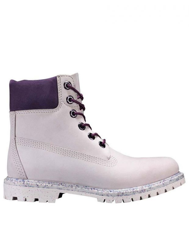 TIMBERLAND 6-Inch Premium Waterproof Boot Ice Cream - A1VZU - 2