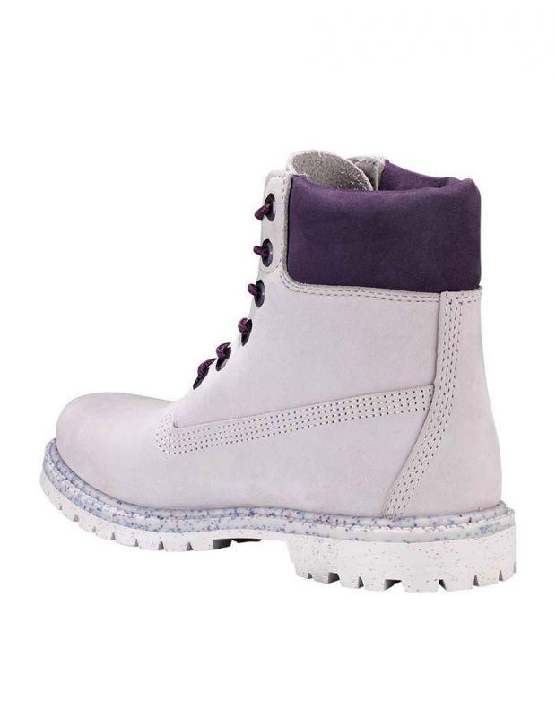 TIMBERLAND 6-Inch Premium Waterproof Boot Ice Cream - A1VZU - 4