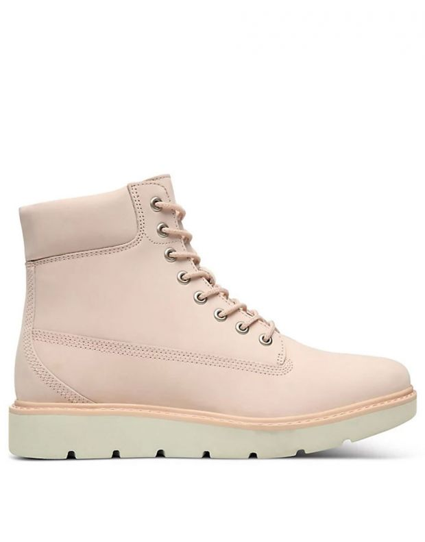 TIMBERLAND Kenniston 6-Inch Lace Up Pink - A1XFT - 2