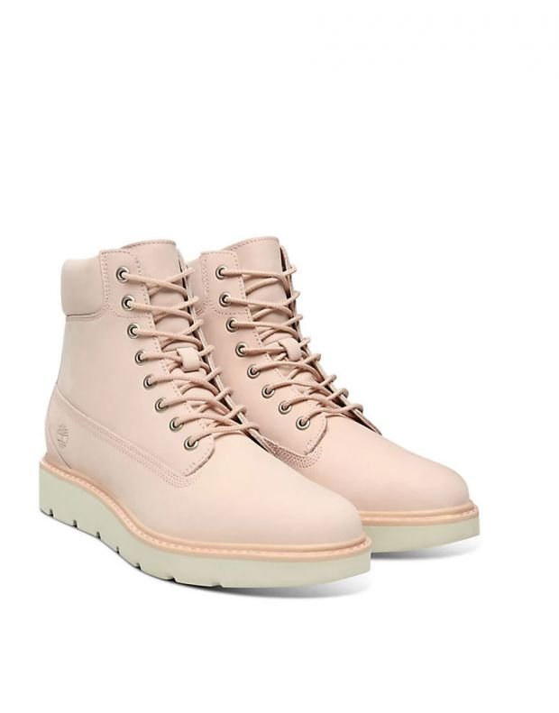 TIMBERLAND Kenniston 6-Inch Lace Up Pink - A1XFT - 3