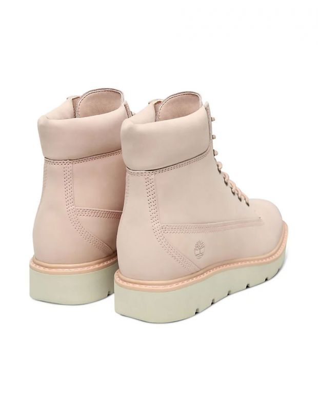 TIMBERLAND Kenniston 6-Inch Lace Up Pink - A1XFT - 4