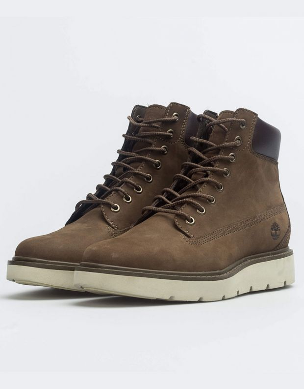 TIMBERLAND Kenniston 6-Inch Lace Up Brown - A1S76B - 3