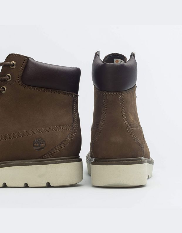 TIMBERLAND Kenniston 6-Inch Lace Up Brown - A1S76B - 4