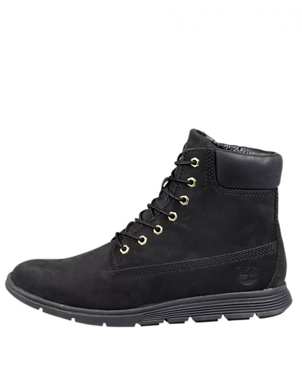 TIMBERLAND Killington 6-Inch Sneaker Boots All Black - 1