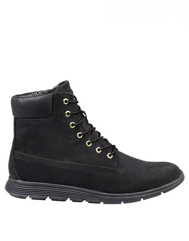 TIMBERLAND Killington 6-Inch Sneaker Boots All Black - 2