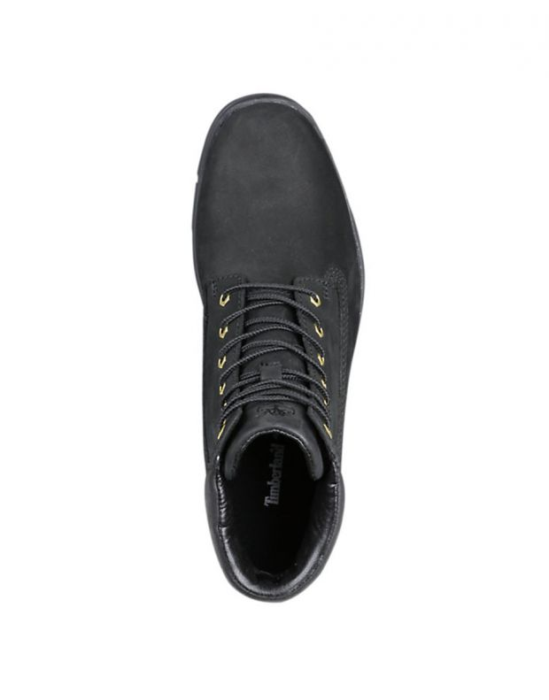 TIMBERLAND Killington 6-Inch Sneaker Boots All Black - 3