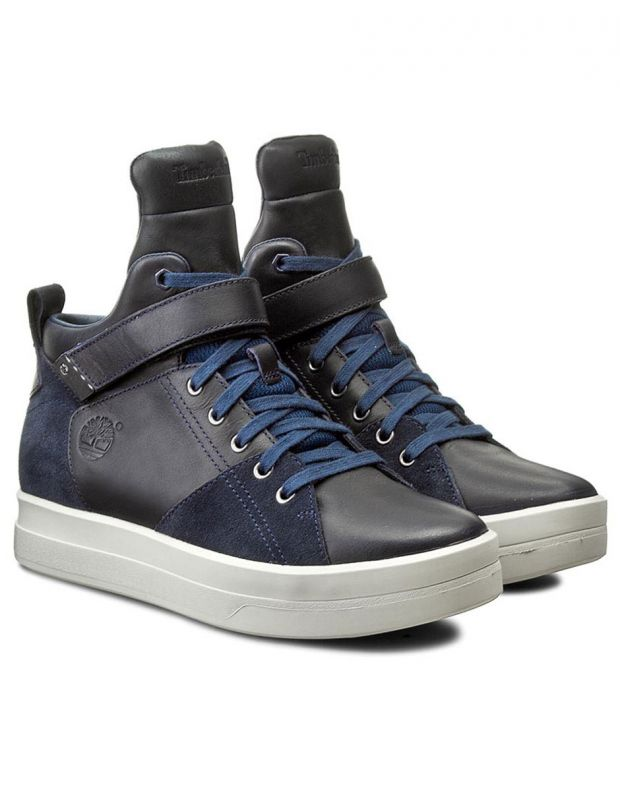 TIMBERLAND Mayliss High Top Navy - A18RS - 3